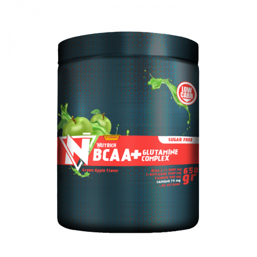BCAA&Glutamine Complex 650 Gram